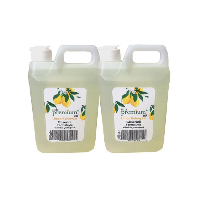 1000 ml Limon Kolonyası