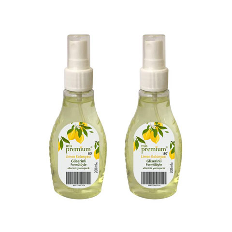 200 ml Limon Kolonyası