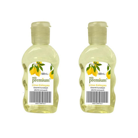 60 ml Limon Kolonyası