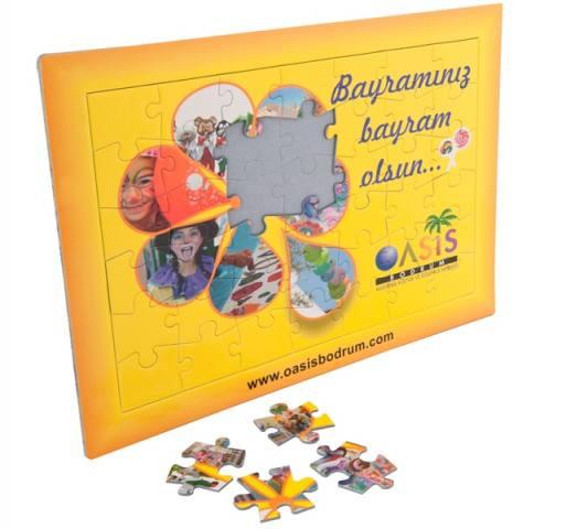 A4 Puzzle 50 Parçalı
