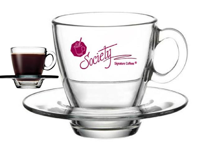 Cam Çay Kahve Fincan Takımı