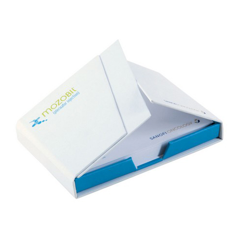 Magnetli Sert Kapaklı Kendinden Yapışkanlı Not Kağıdı