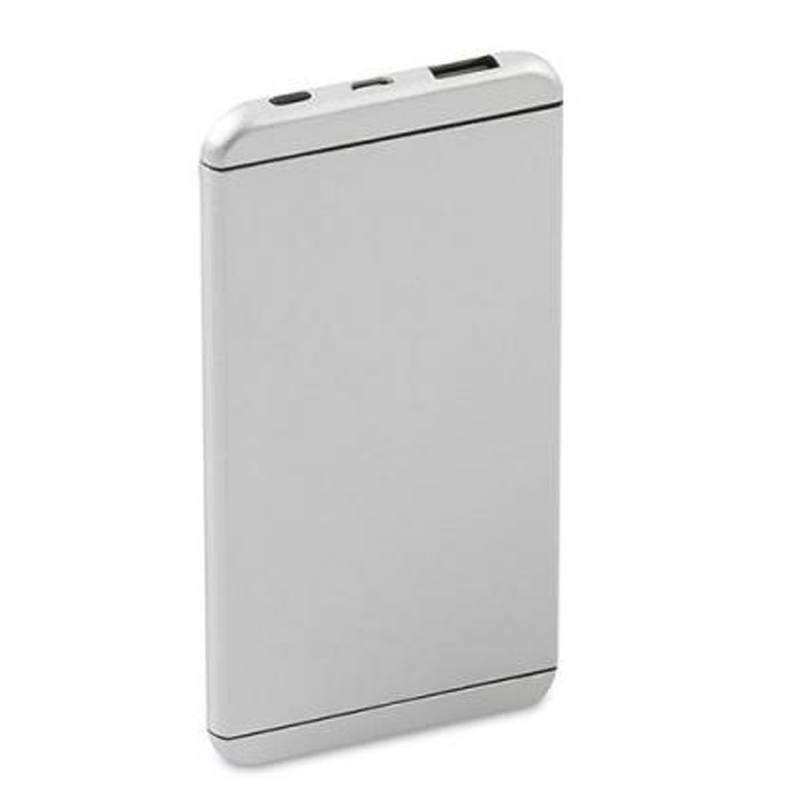 Powerbank 5000 mAh Slim Metal Kasalı