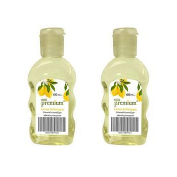 60 ml Limon Kolonyası