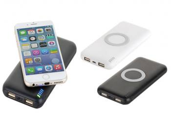 8.000 mAh Wireless Powerbank