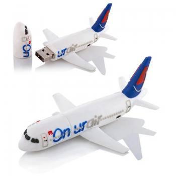 Uçak Şeklinde USB Bellek
