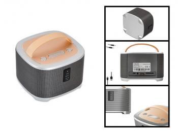 Saplı Bluetooth Hoparlör