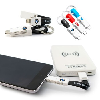Manyetik iOS, Android ve Type-C Bağlantı Kablosu