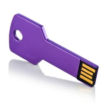 Metal Anahtar USB Bellek (16 GB)