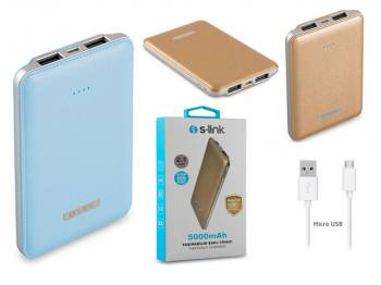 Powerbank 5.000 mAh